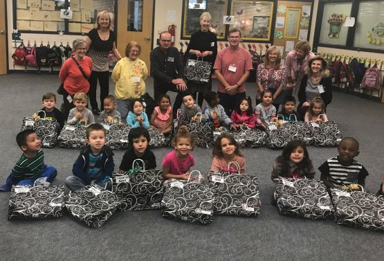Rotary Club of East Manatee Gives to Reading Pals