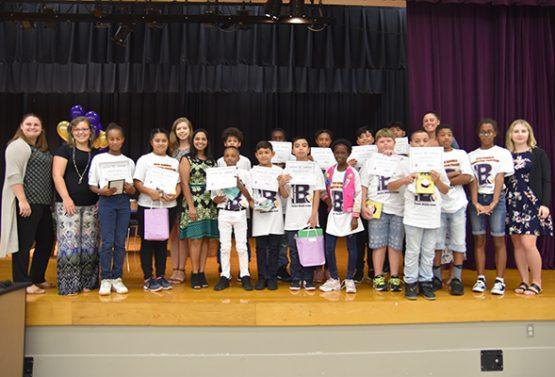 Students Celebrate Summer Success