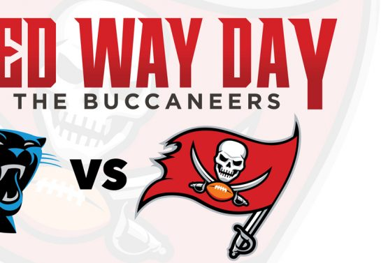 United Way Day with the Buccaneers