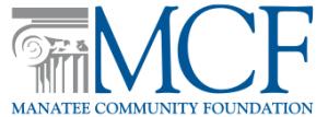 Logo - Manatee Community Foundation