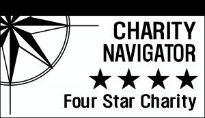 Charity Navigator - 4 star charity
