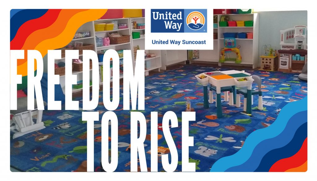 Freedom to Rise - Reading room