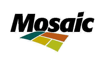 Logo for Mosaic Company