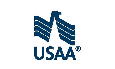 Logo for USAA
