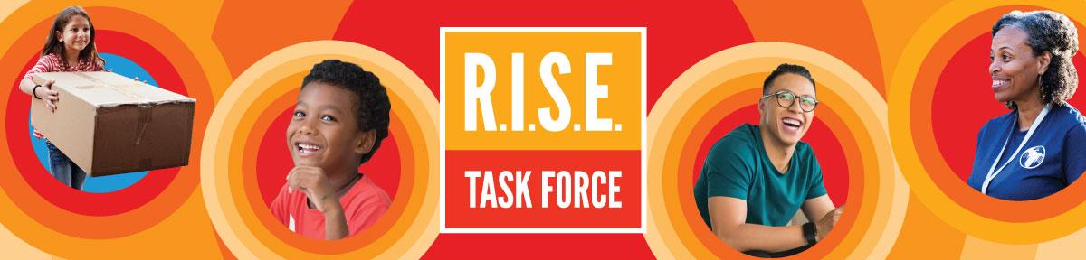 RISE Taskforce Header